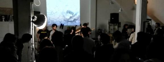 Concierto de Linier – presentación videoclip